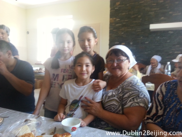 Dublin2Beijing - Kazakhstan Part II 1
