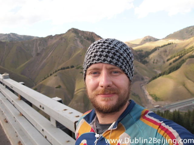 First climb China in Xinjiang