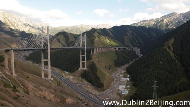 2200m Bridge China