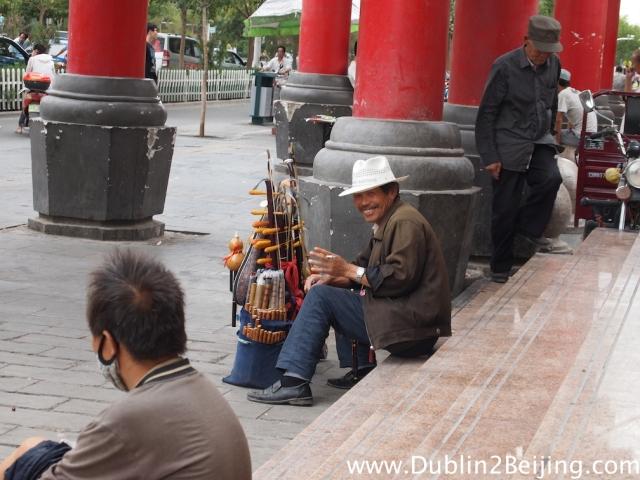 Guazhou crazy local
