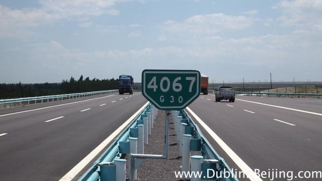 4067km to Beijing