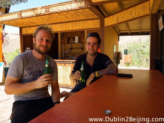 Charyn Canyon Beers